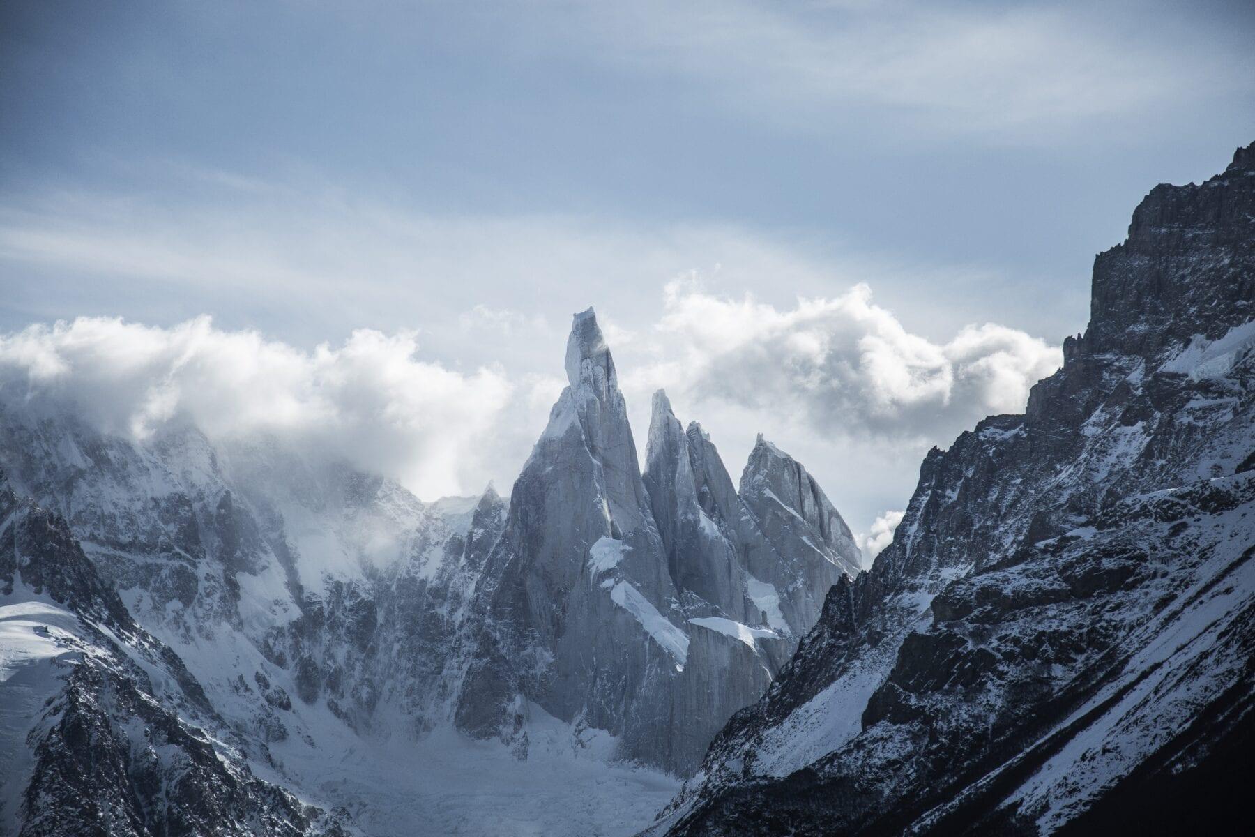 Patagonie bergen