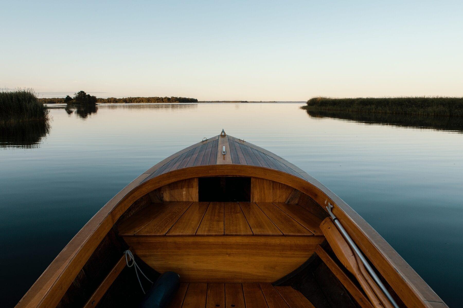 Foto's Zweden Boot