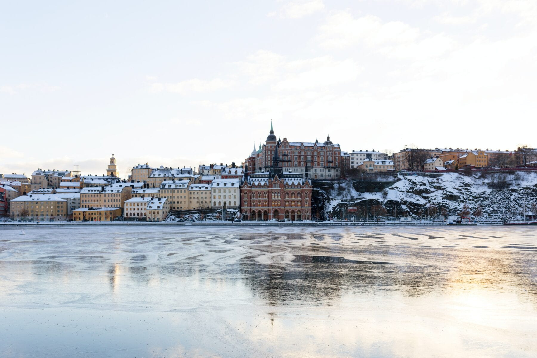 Foto's Zweden stad