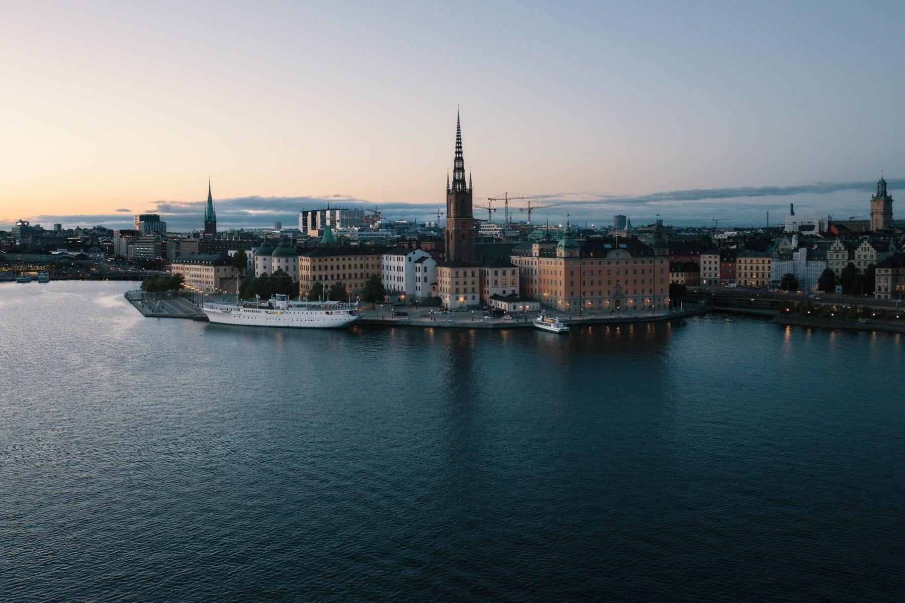 Foto's Zweden stockholm