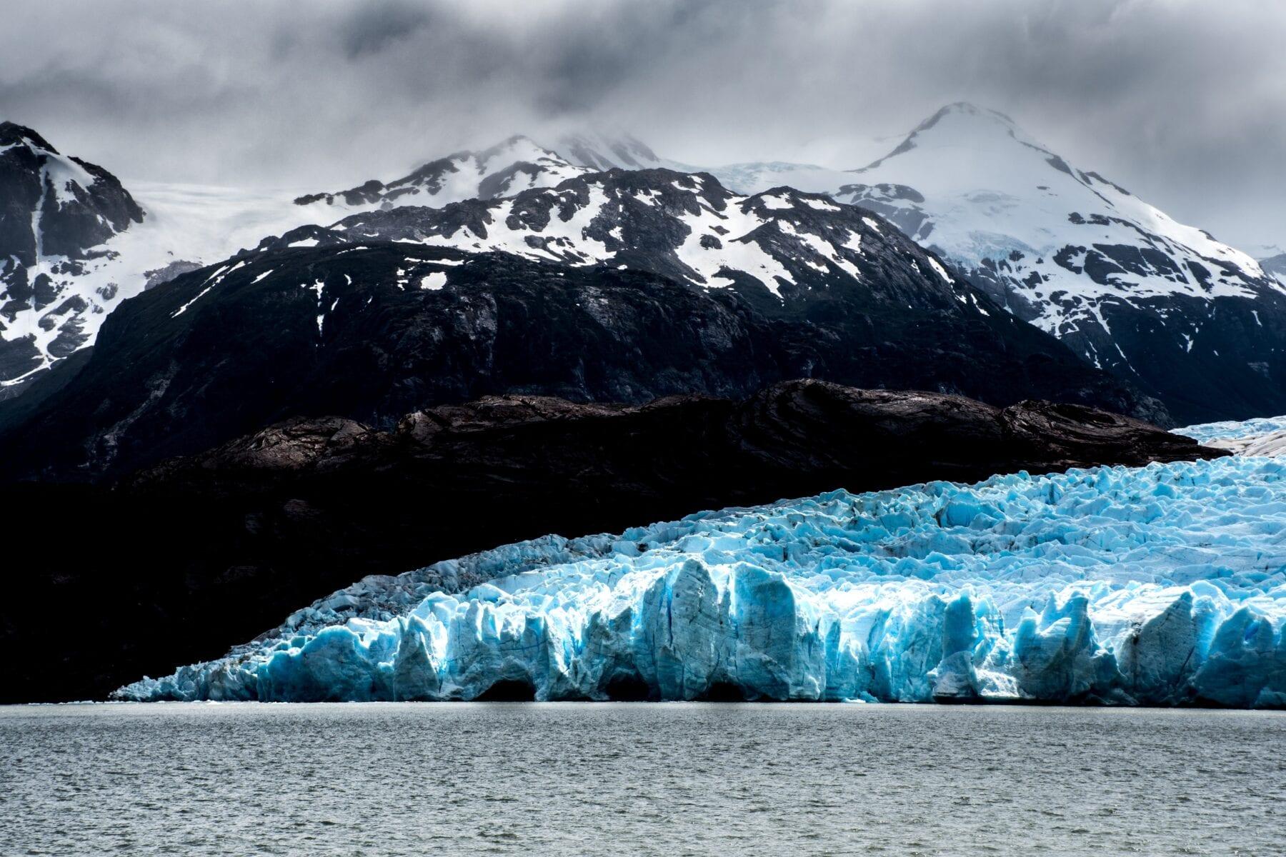 Patagonië meer