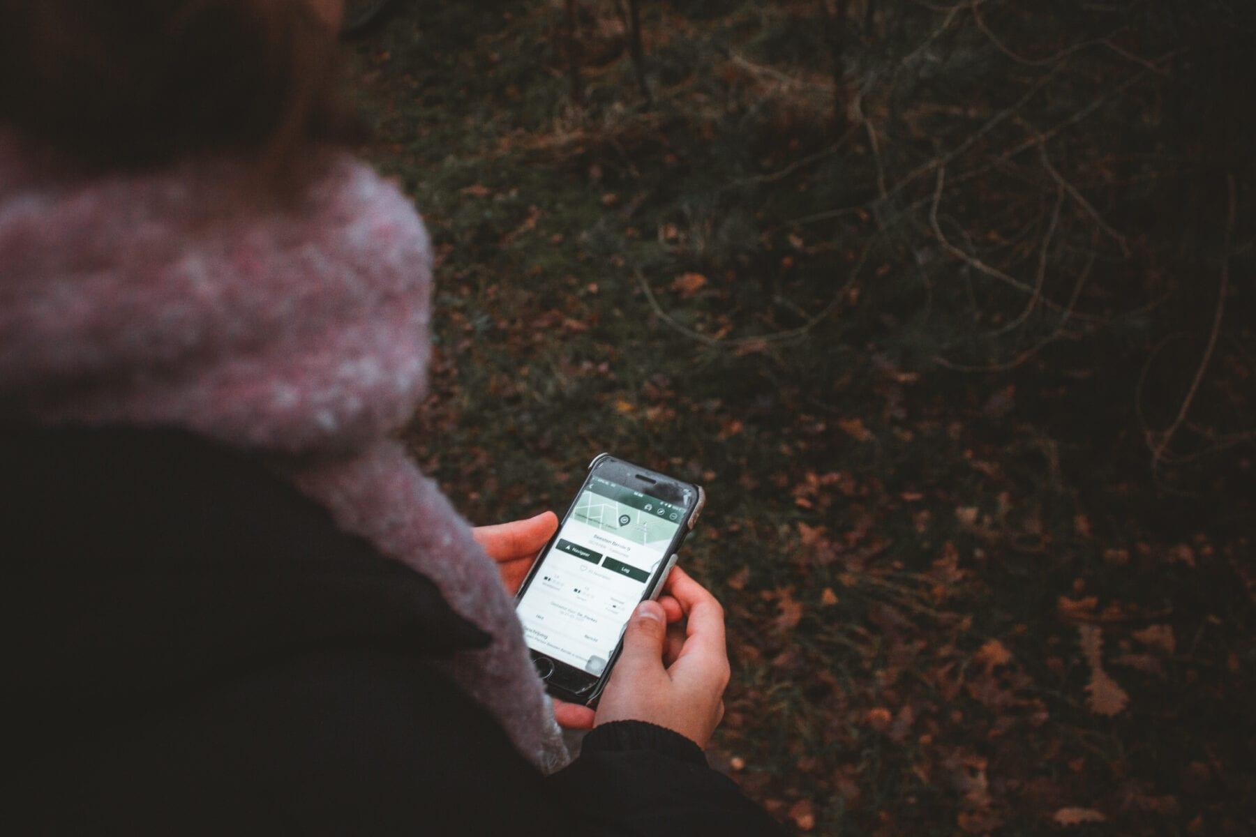 Geocaching premium telefoon