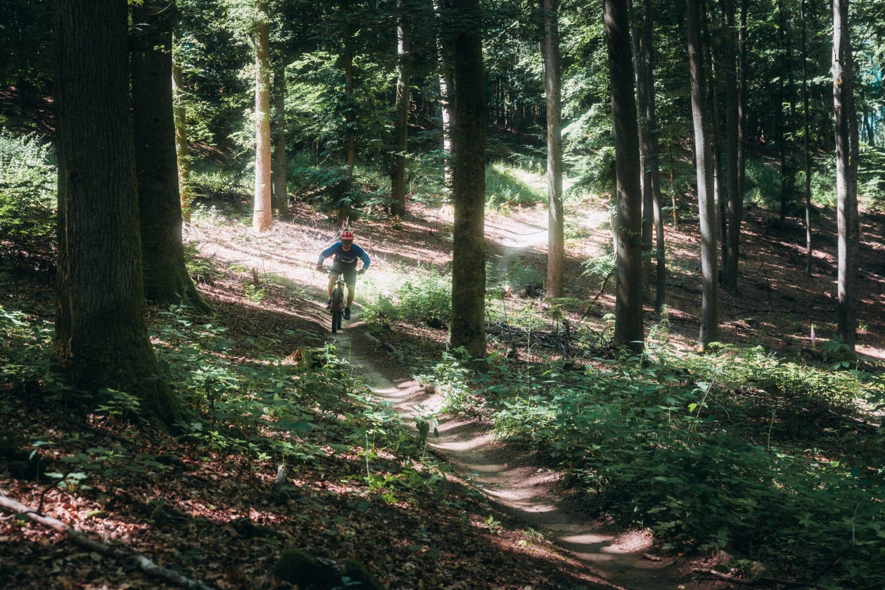 Nordrhein Westfalen Flowtrail Siegen