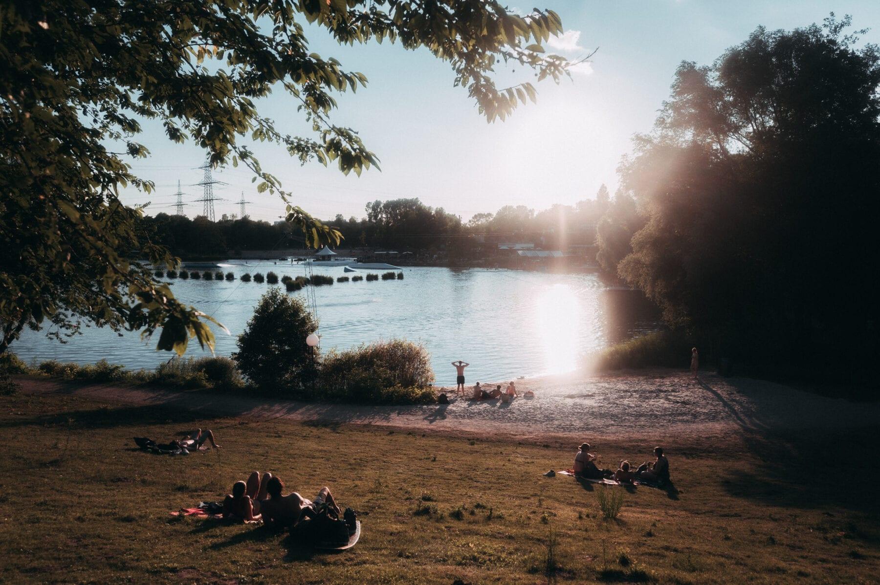 Nordrhein Westfalen watersport