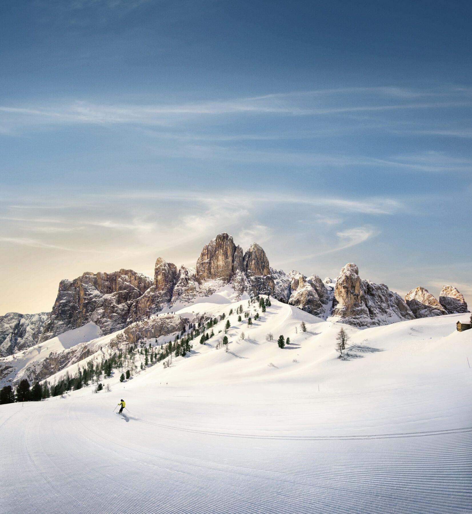Zuid-Tiroolse kersttradities winter