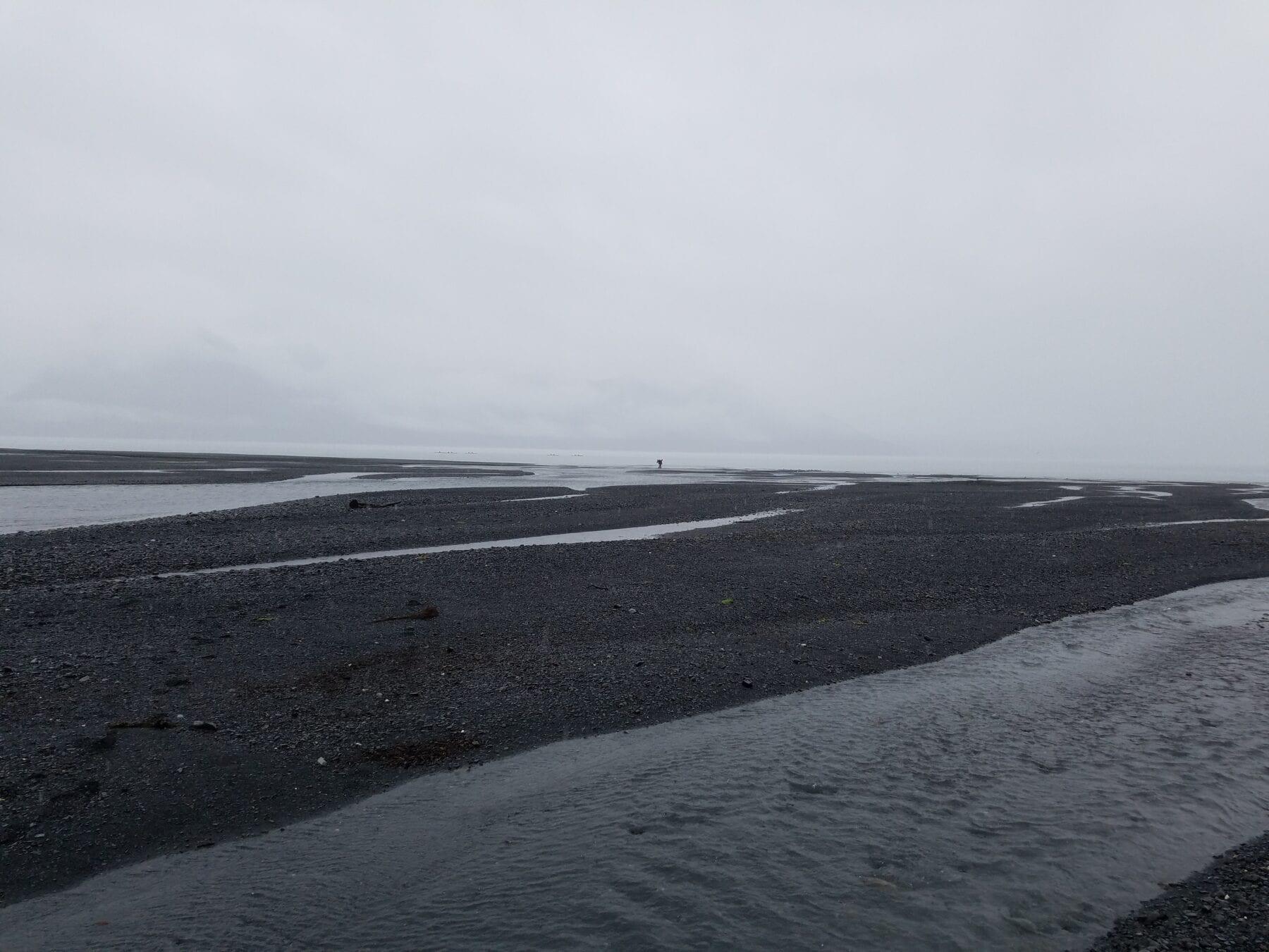 foto's Alaska mist