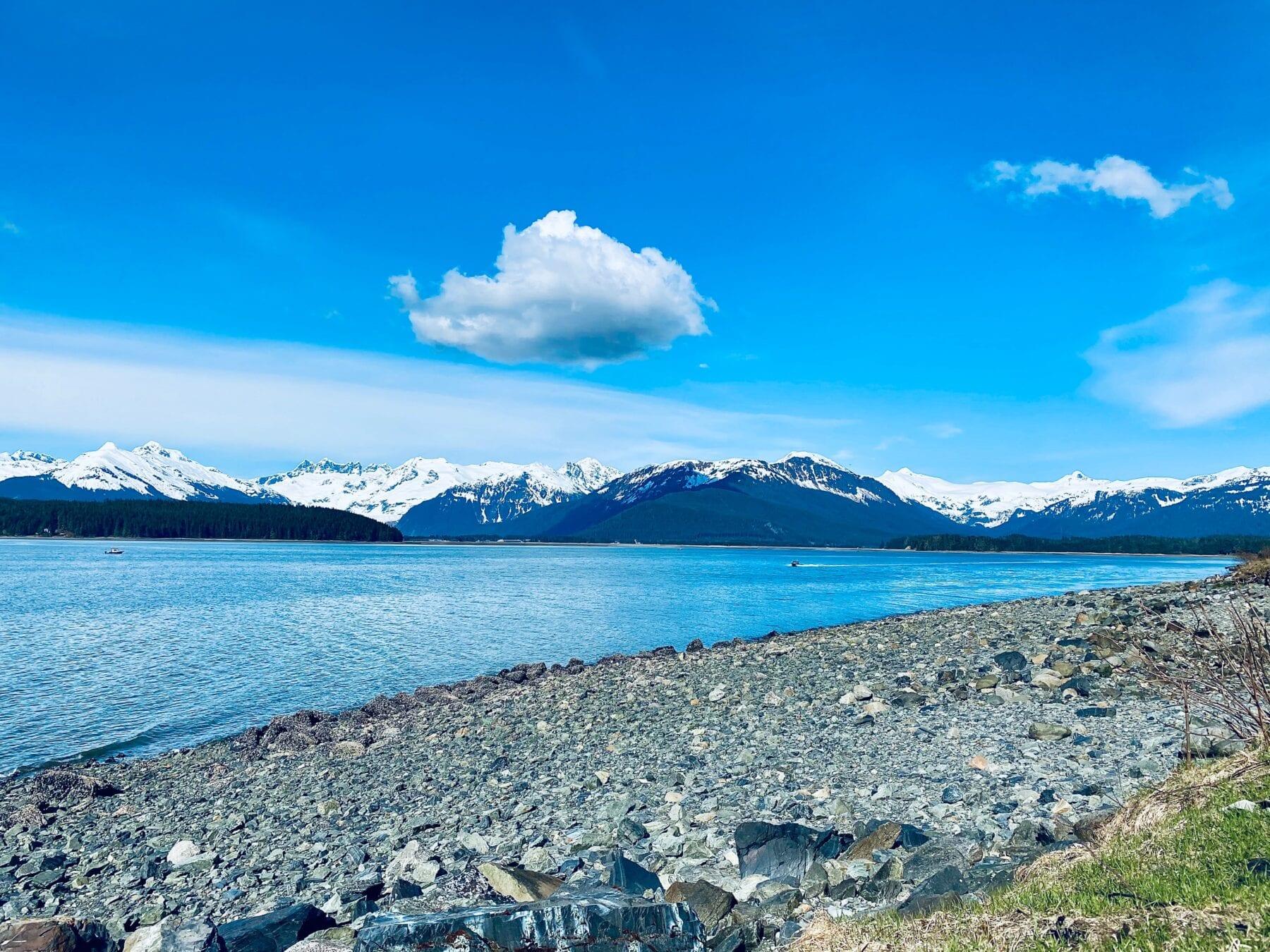 foto's alaska uitzicht