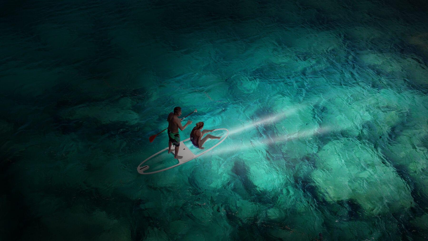 Supboard nacht