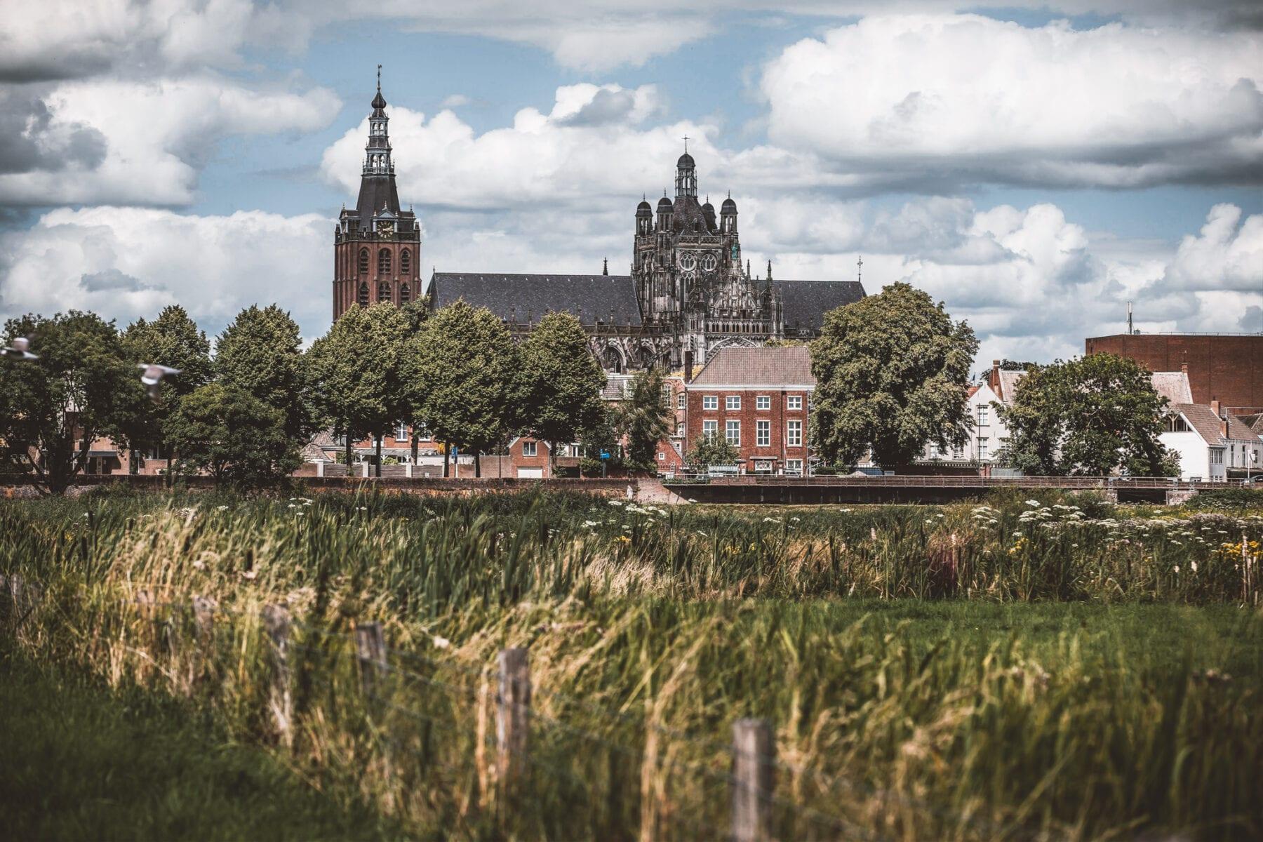 Rondom de Sint Jan Den Bosch Bossche Broek