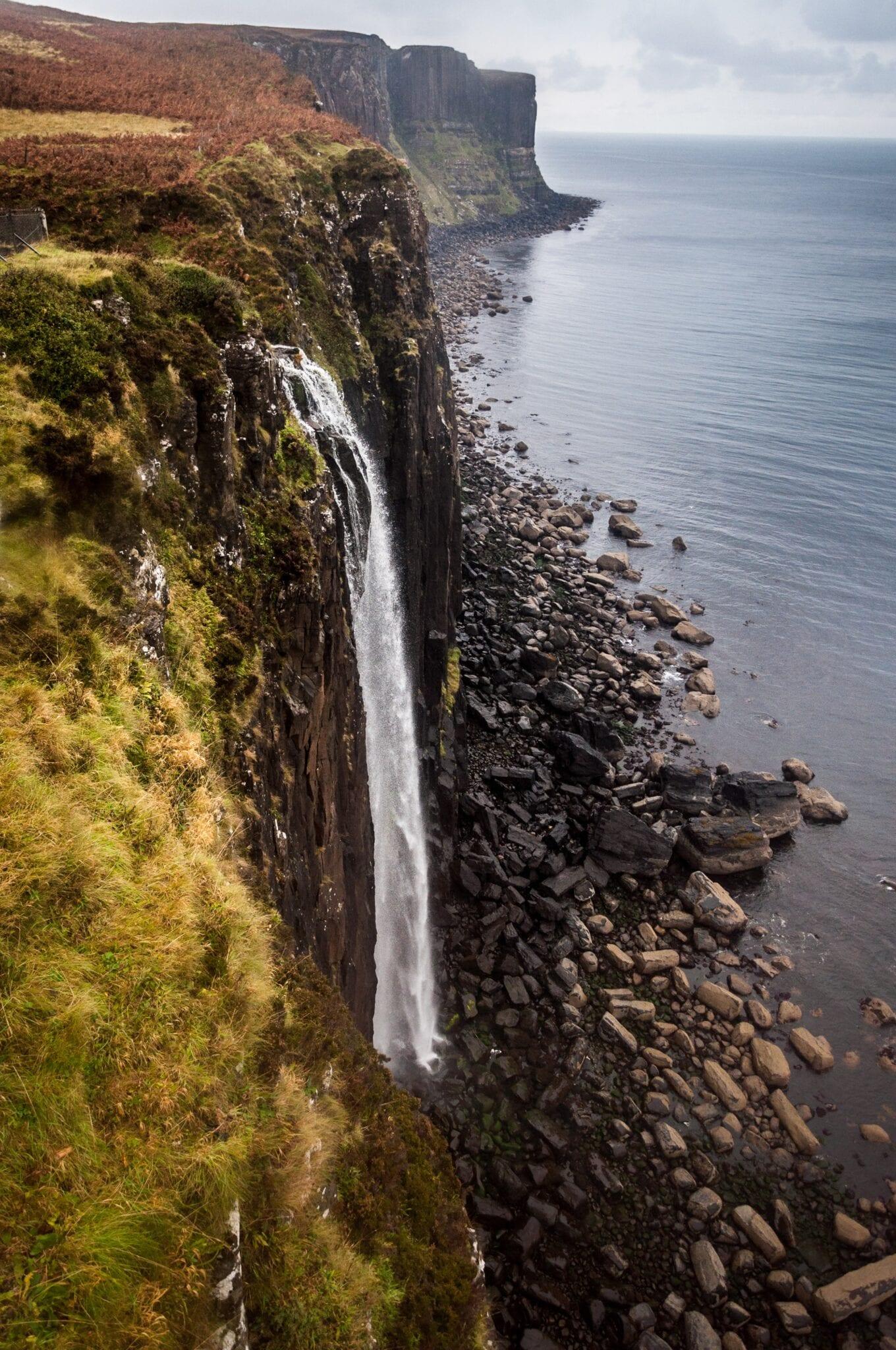 Foto's Schotland klif