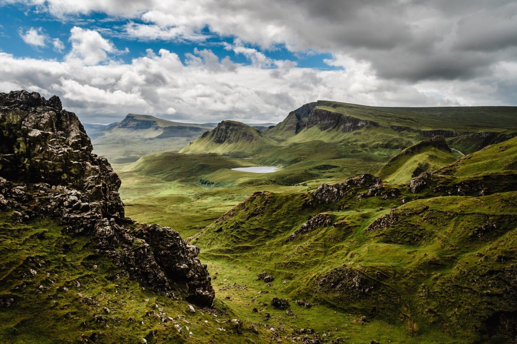 Foto's Schotland landschap