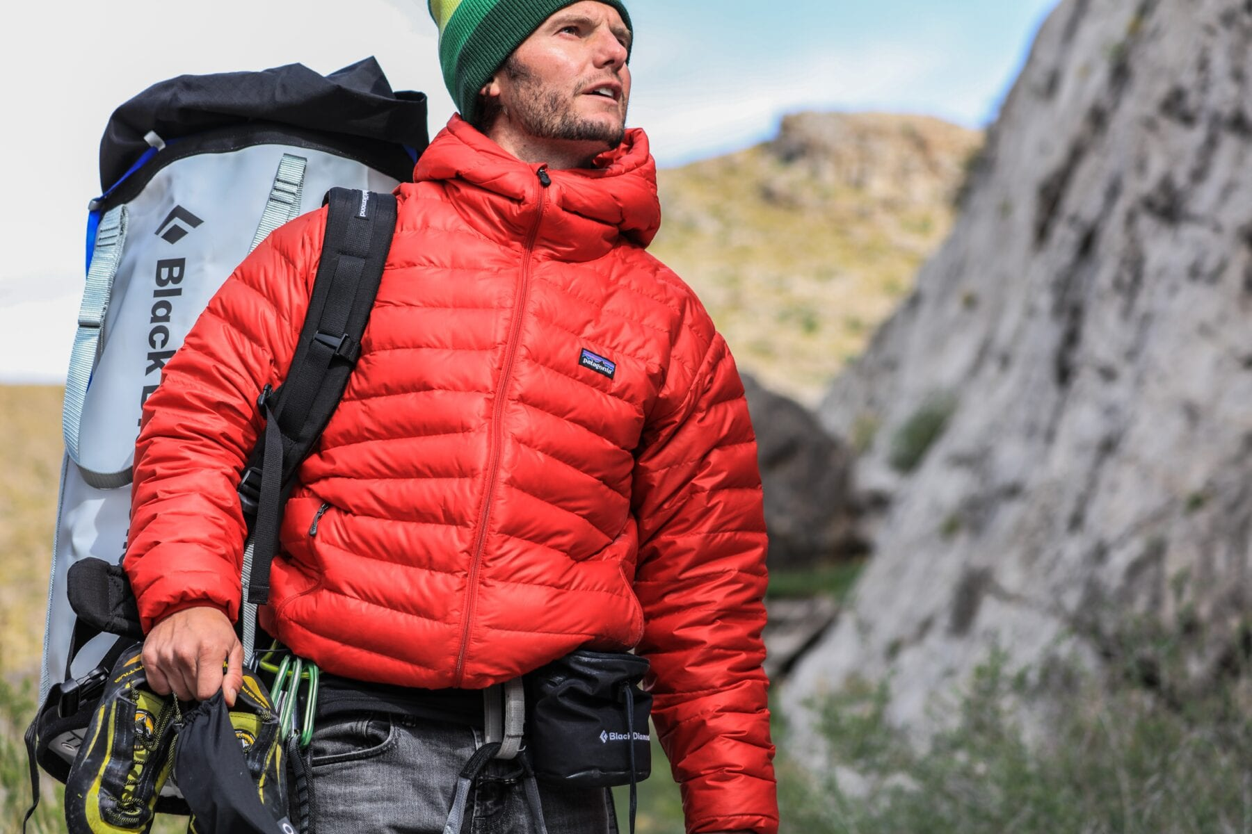 blijf verantwoord warm Patagonia