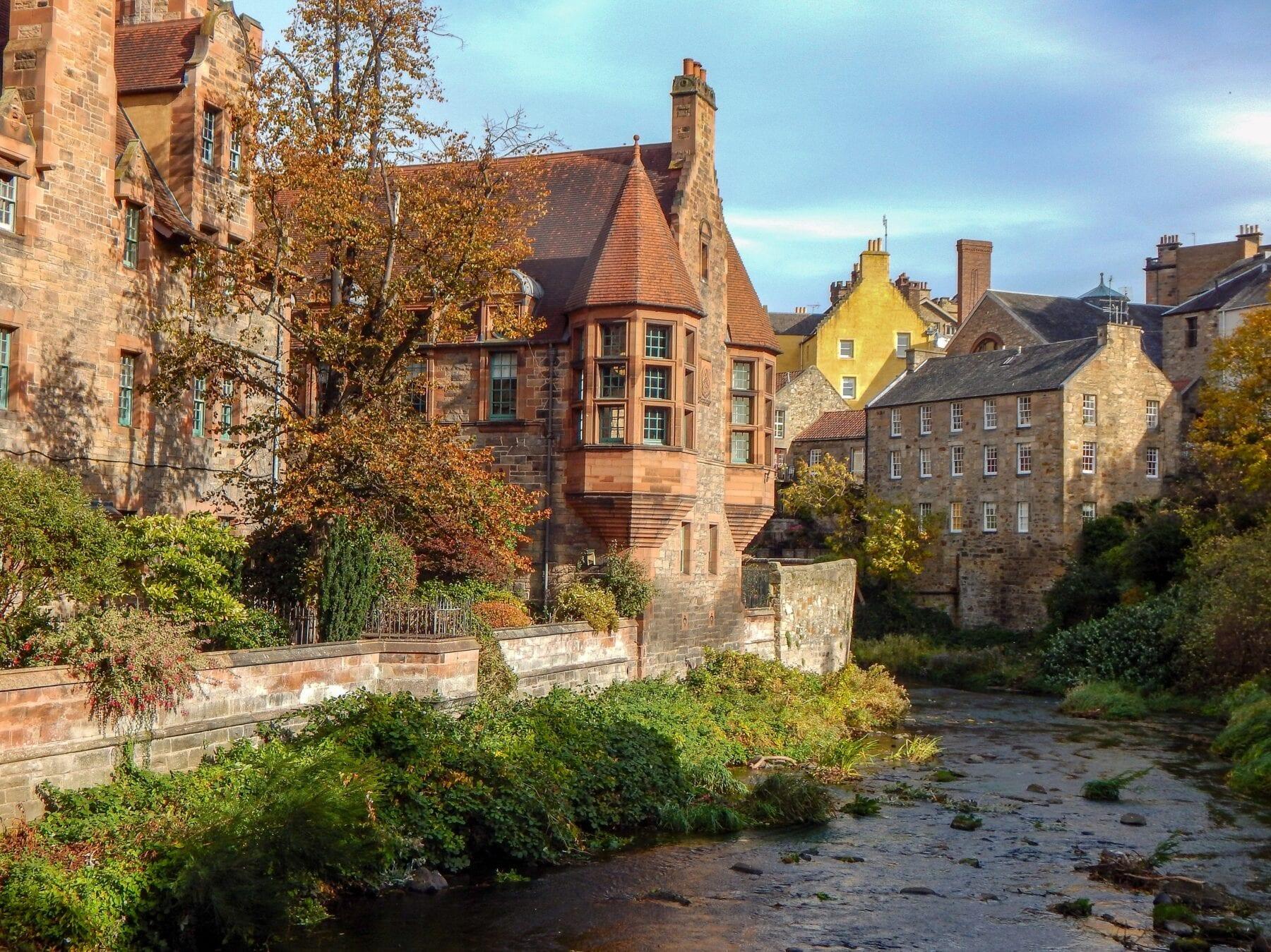 Foto's Schotland Edinburg