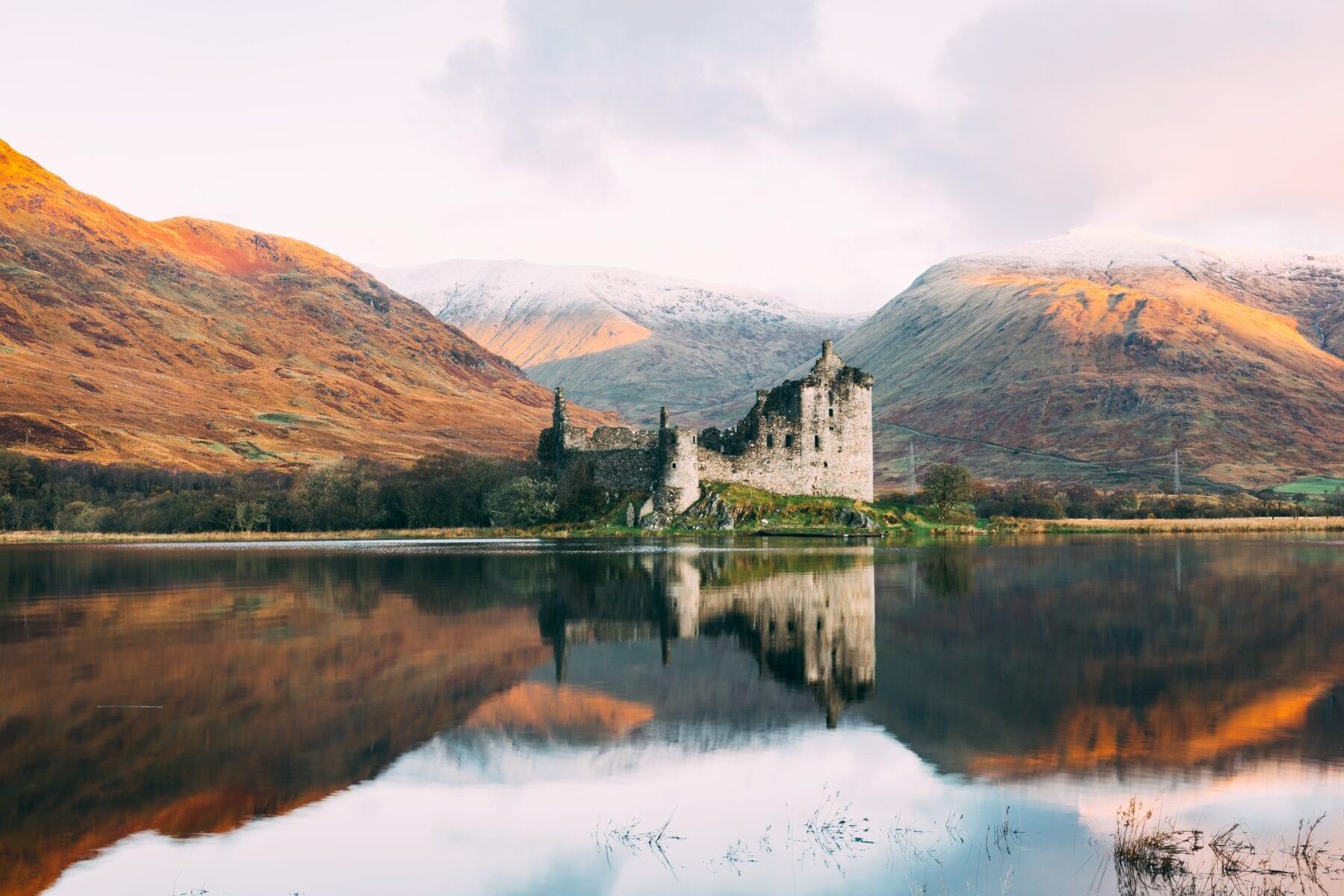 Foto's Schotland meer