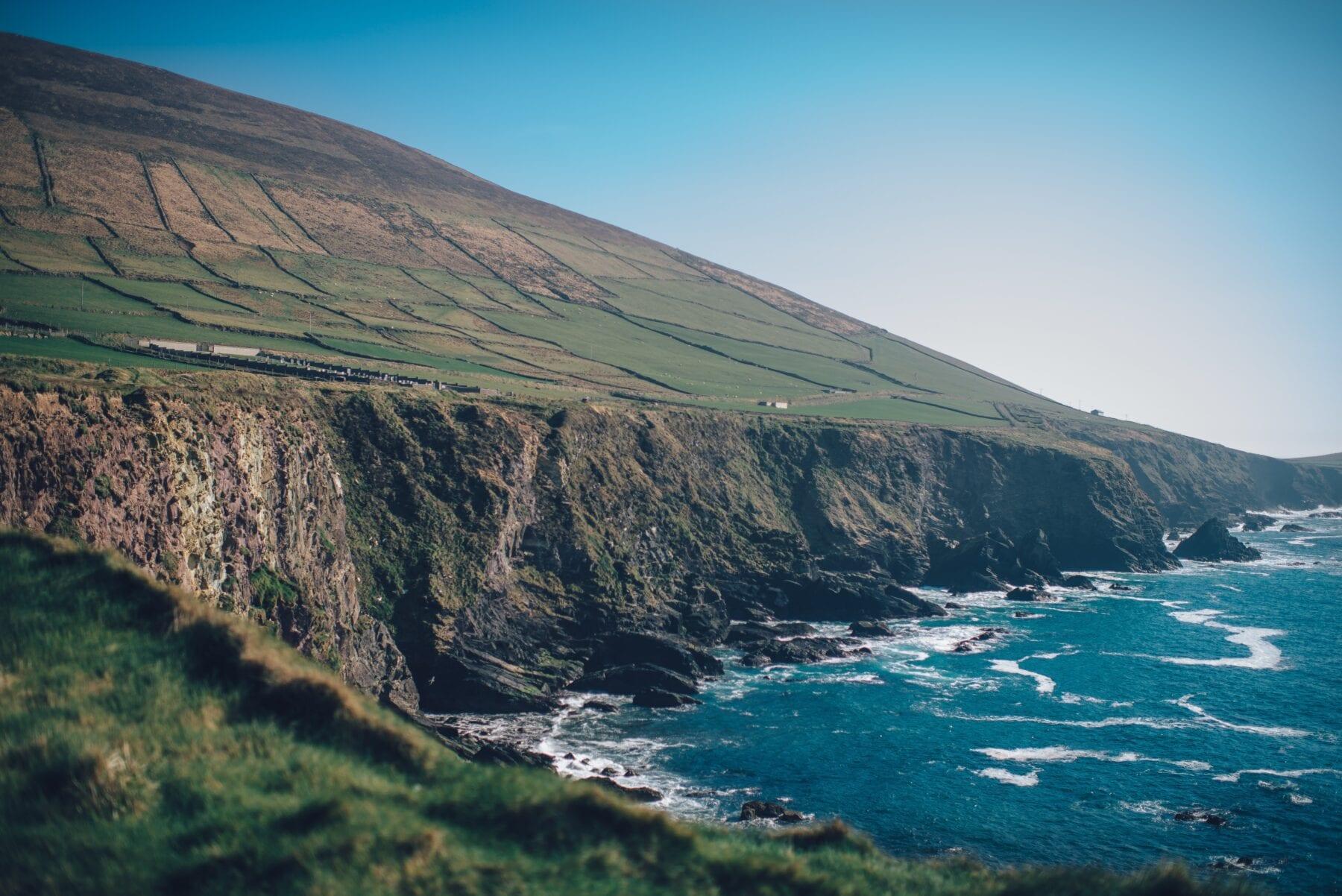 Ierland klif