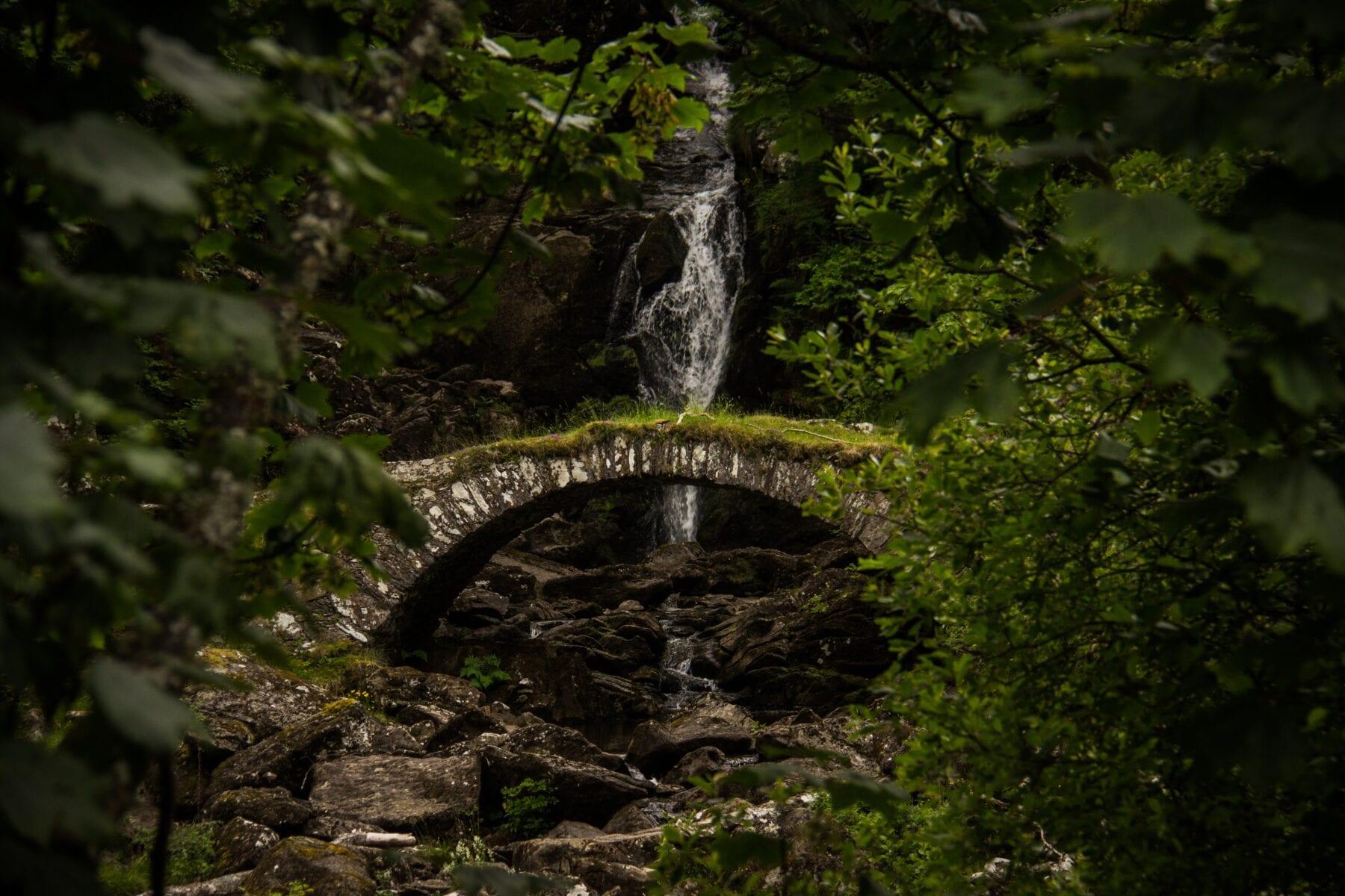 Foto's Schotland brug