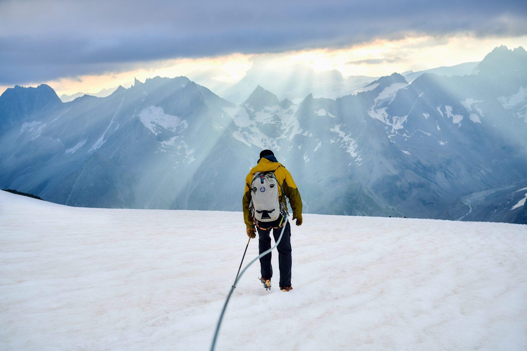 Week van de Bergsport Alpiene-cursus