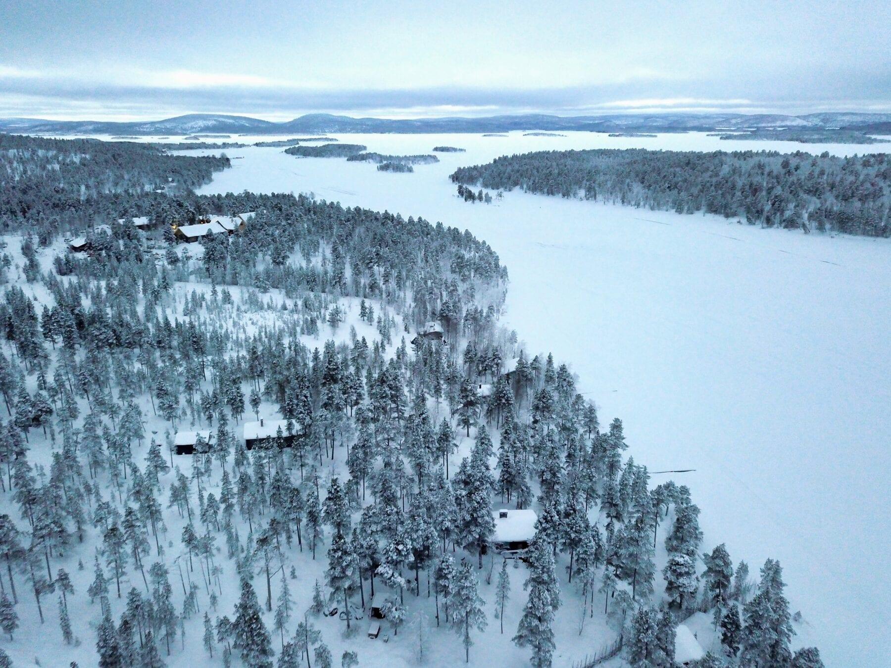 25 prachtige foto's van Lapland