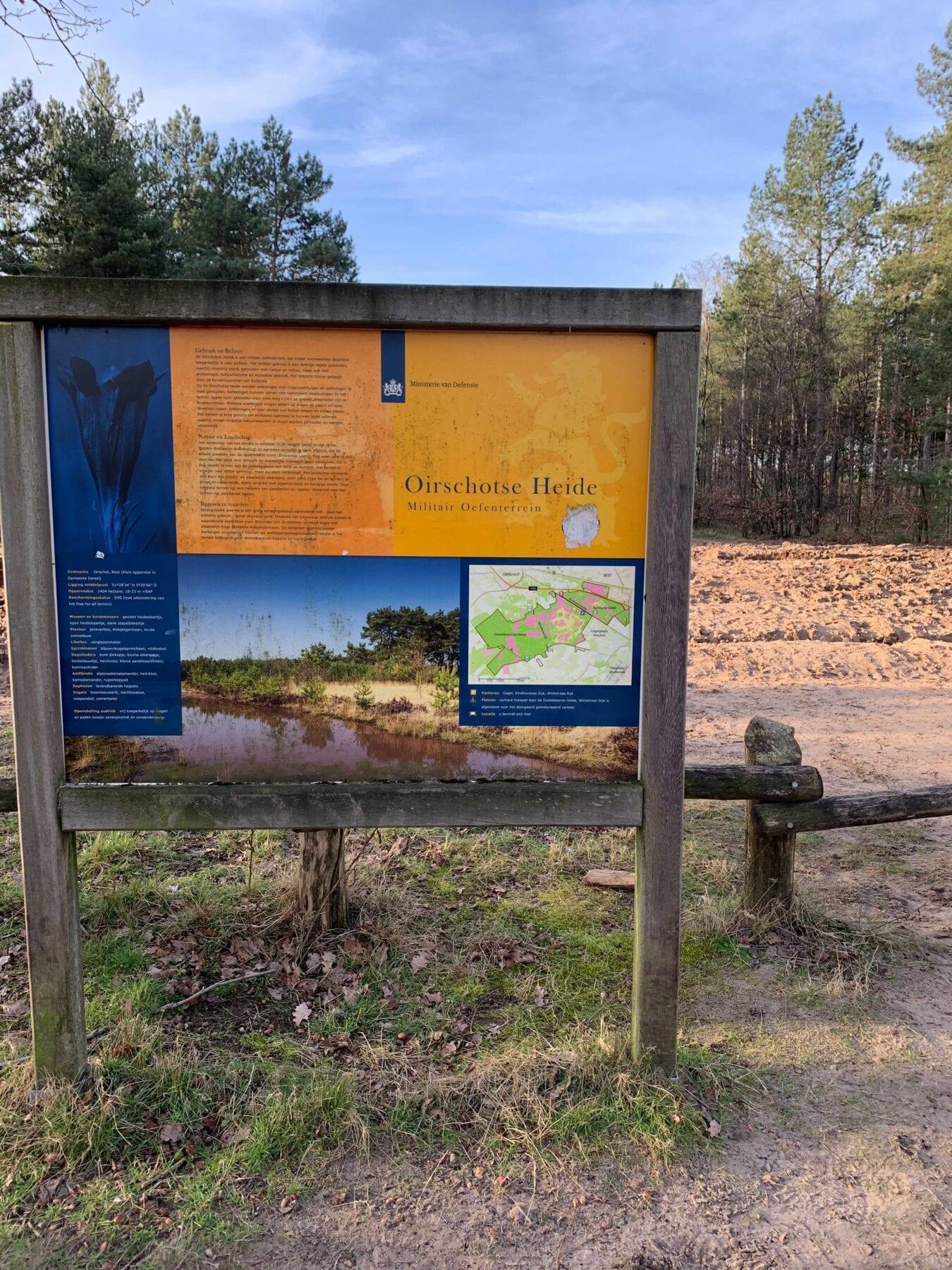 Wandelgebied Oirschotse Heide