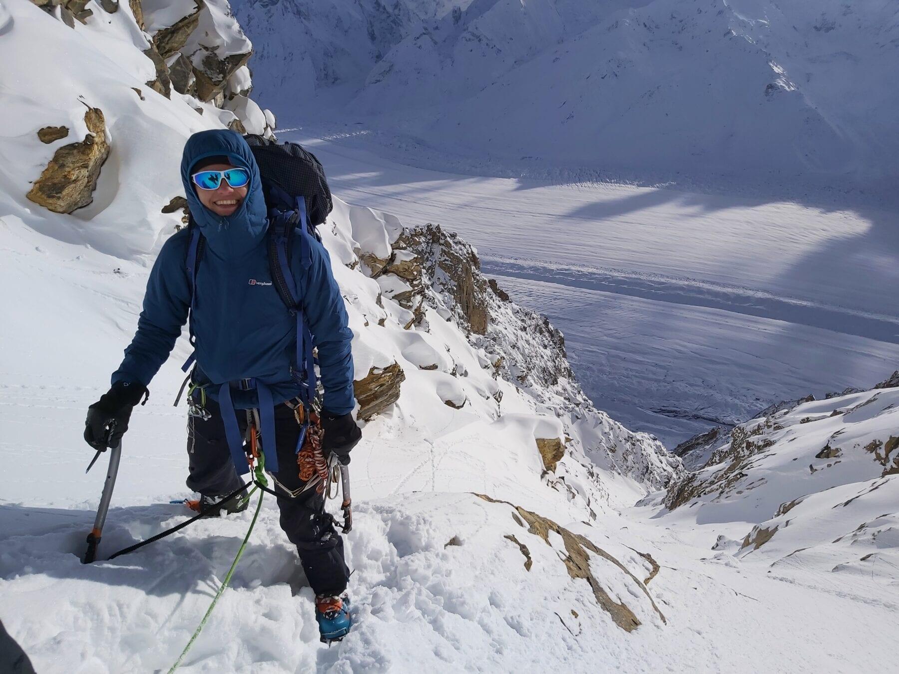 Week van de Bergsport Sofie