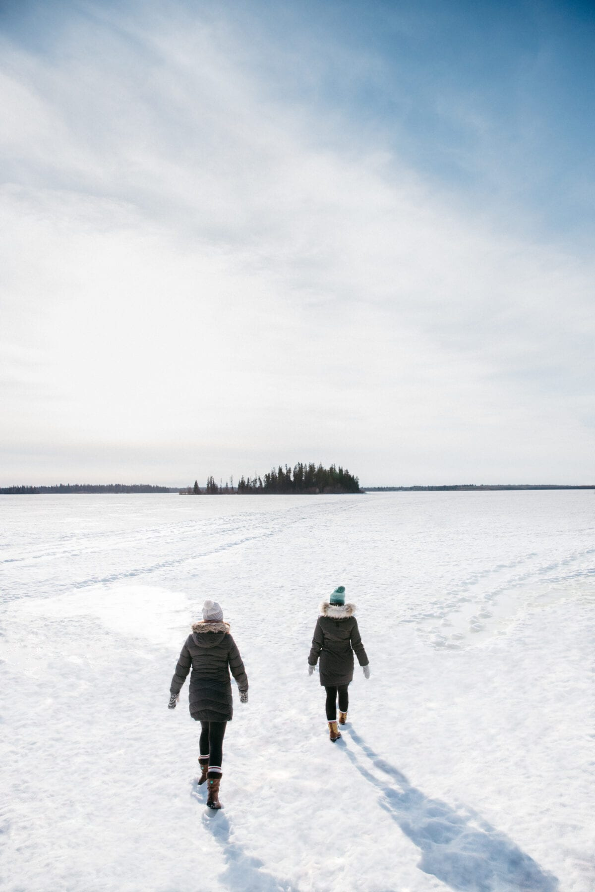 Wintersport in Canada Edmonton Jasper Elk Island