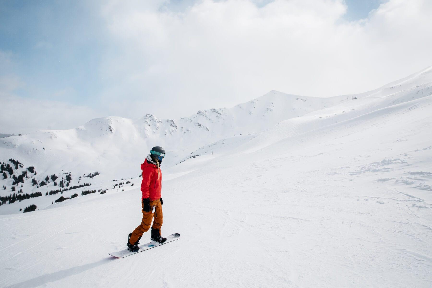 Wintersport in Canada Edmonton Jasper pistes