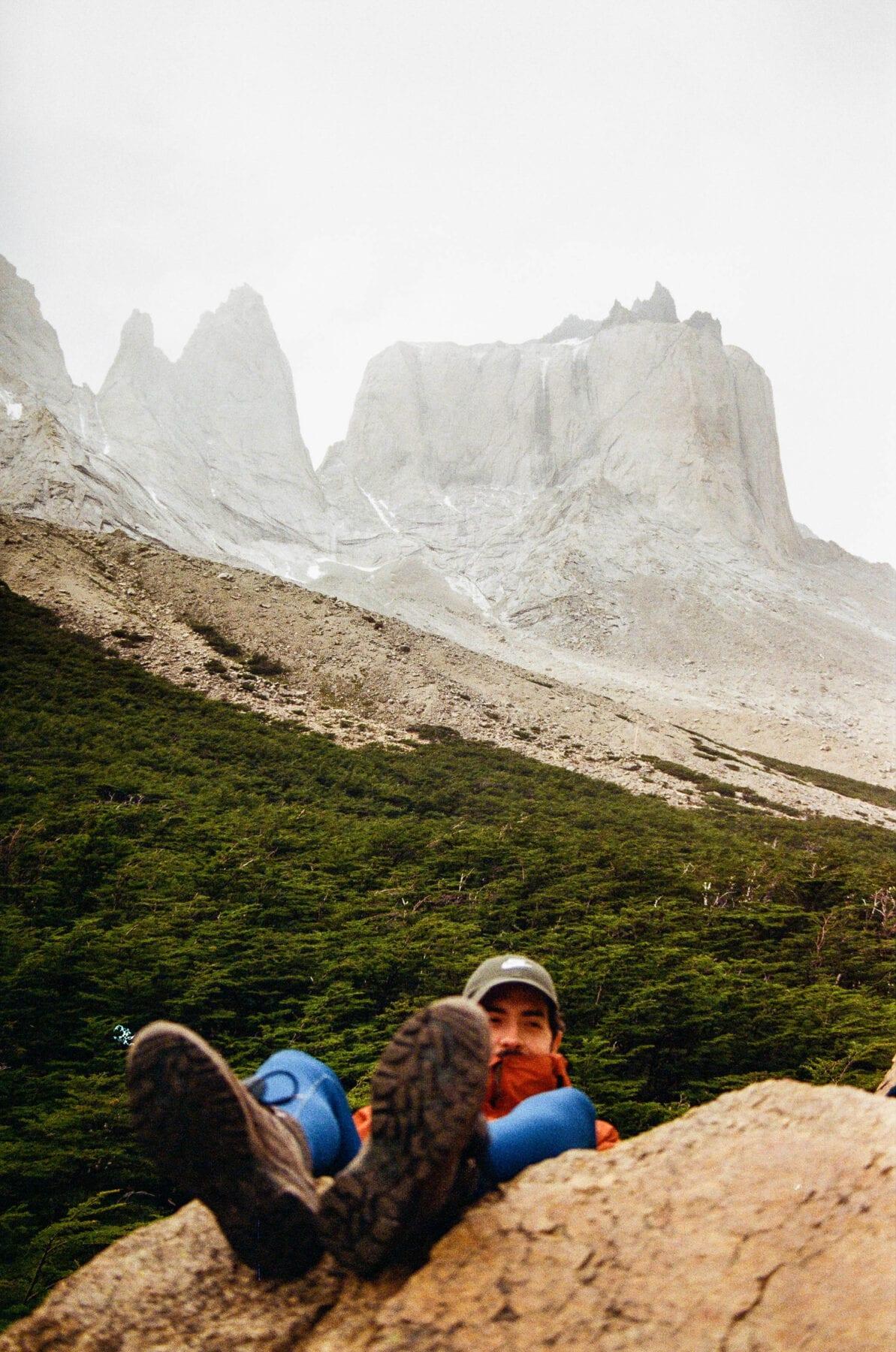 W trek-Torres del Paine-Patagonie