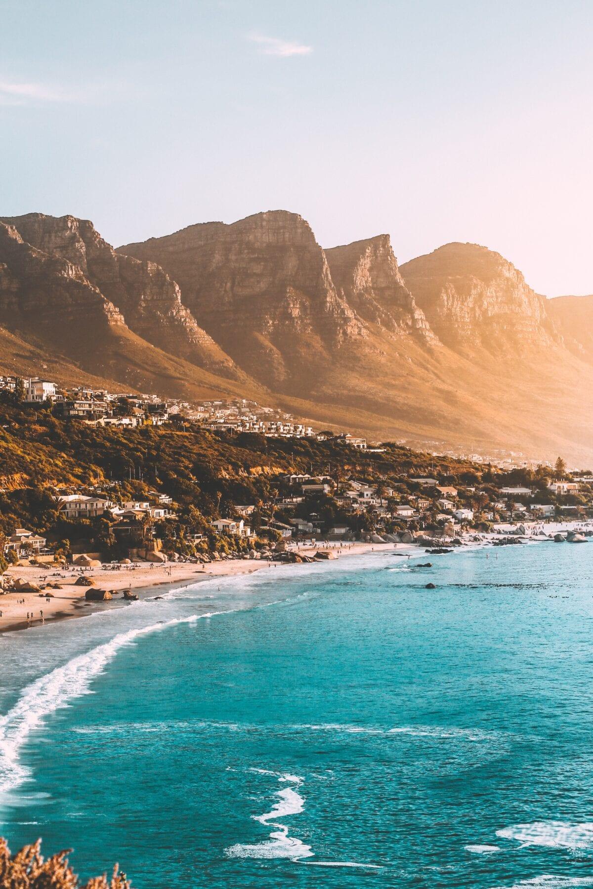 Zuid-Afrika Uitzicht