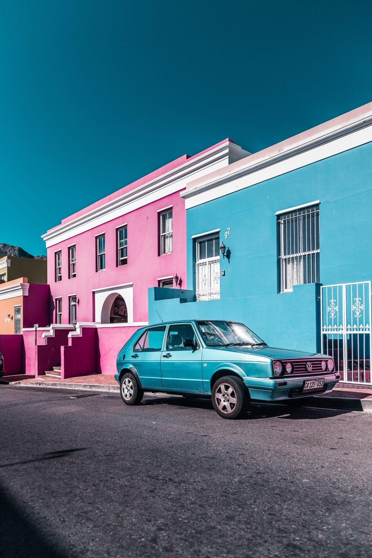 Zuid-Afrika  Bo-Kaap