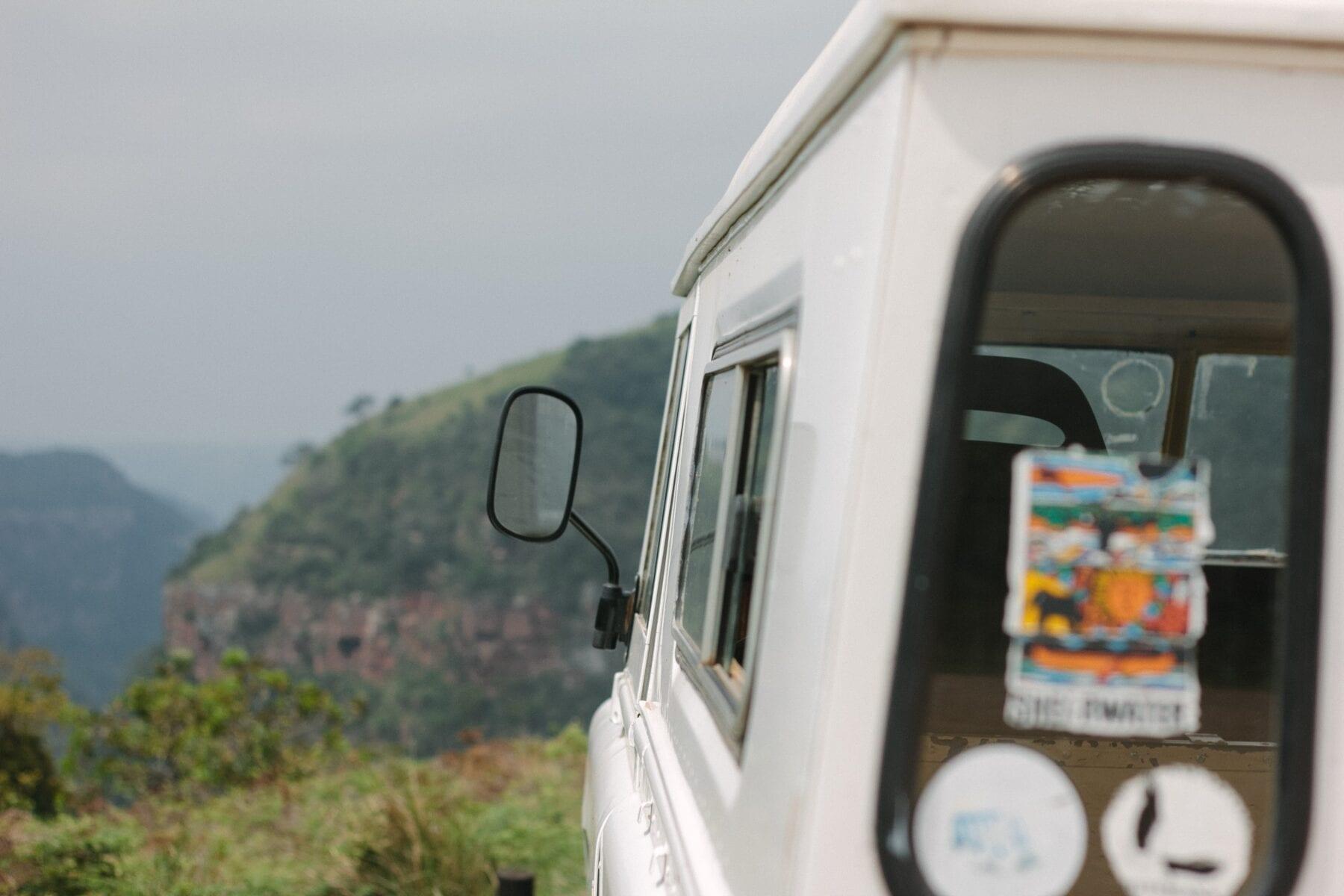Zuid-Afrika Jeep
