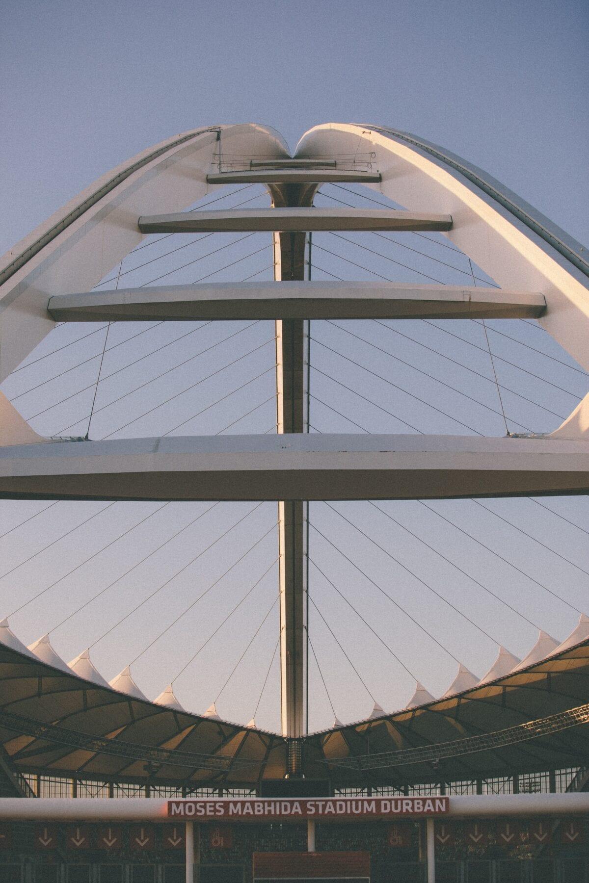 Zuid-Afrika Durban stadion