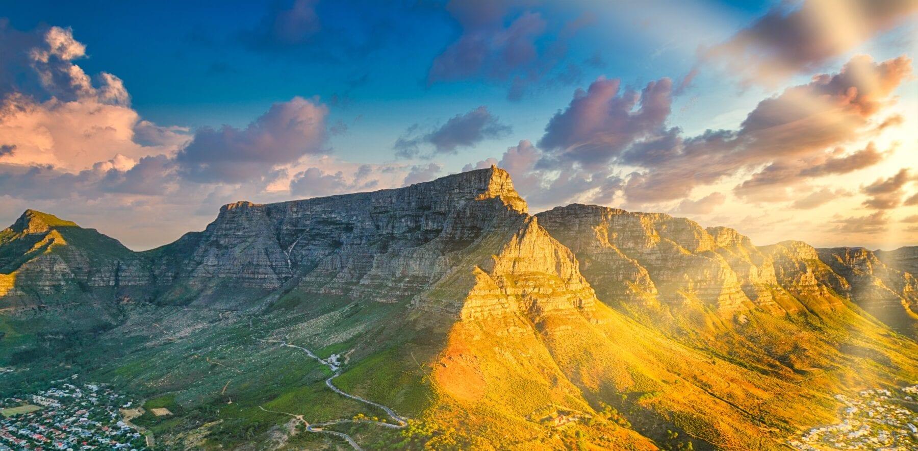 Zuid-Afrika Tafelberg