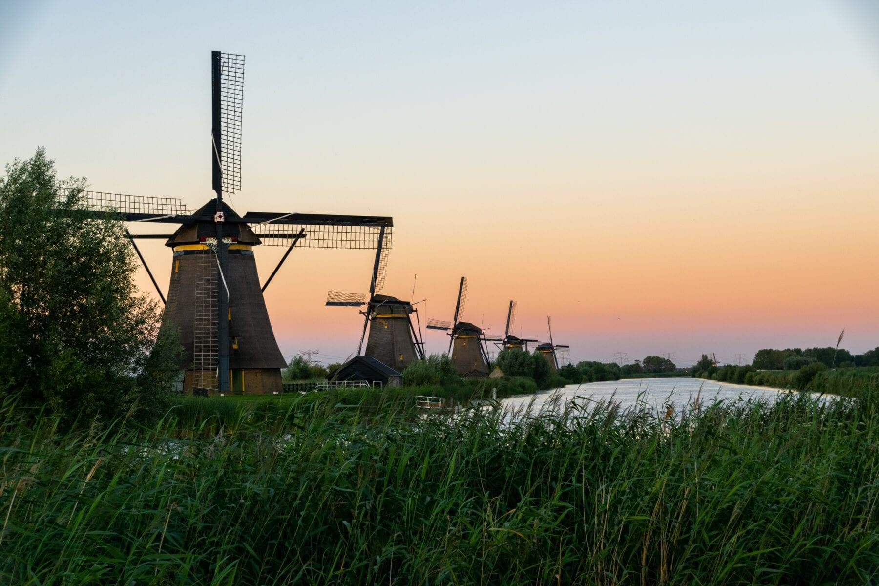 LAW Nederland Floris V-pad Kinderdijk