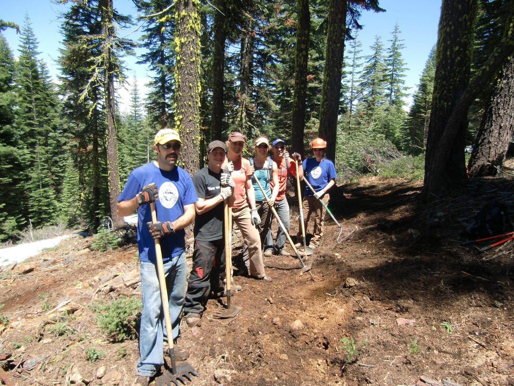 Lost Sierra Route