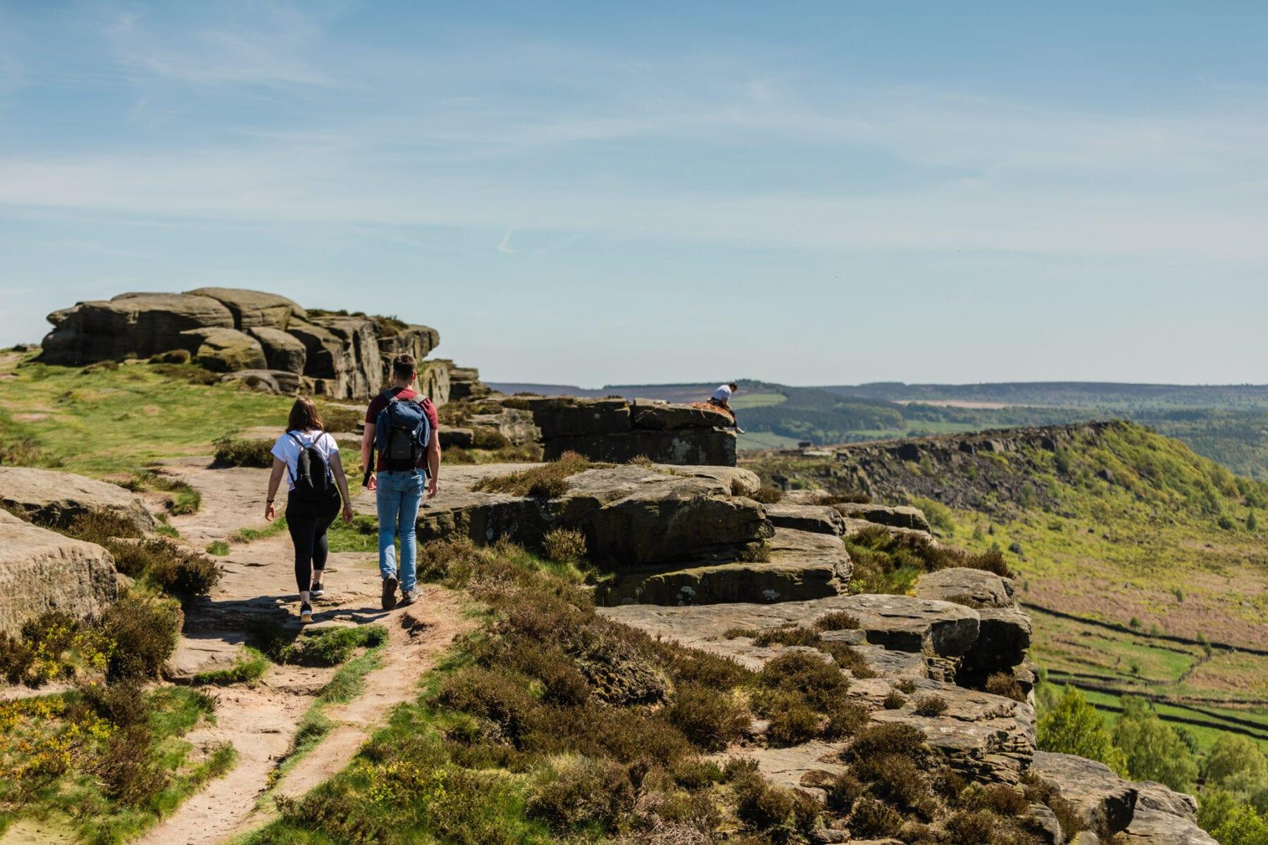 Hiking trails Engeland Pennine Way