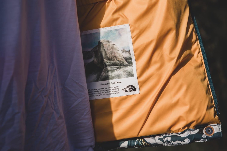 Liberty Sierra donsjas-The North Face