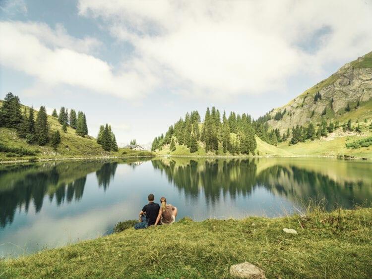 Lac Lioson Meer van Genève