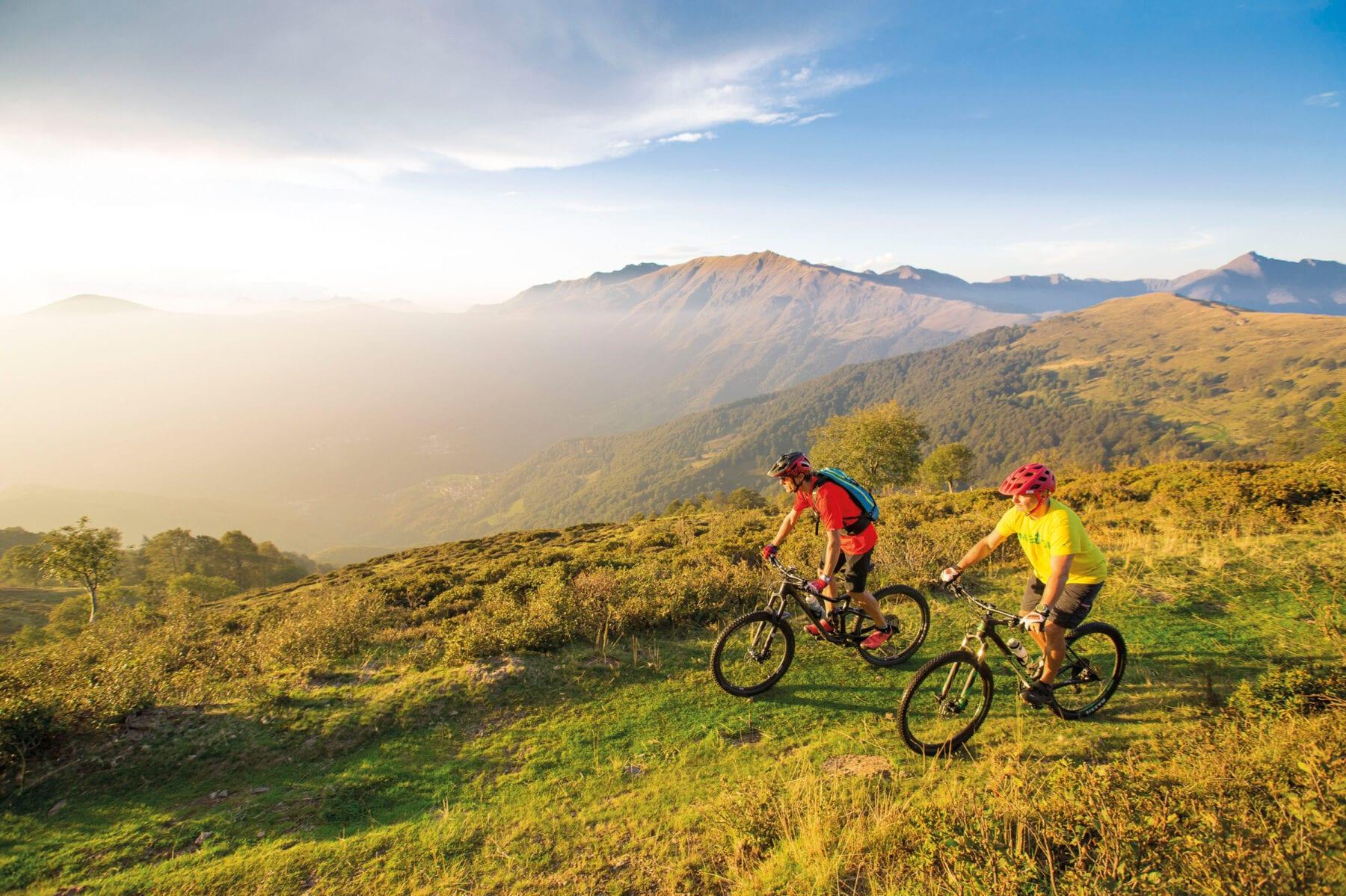 Lugano bike tour