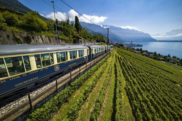 GoldenPass Canton Vaud