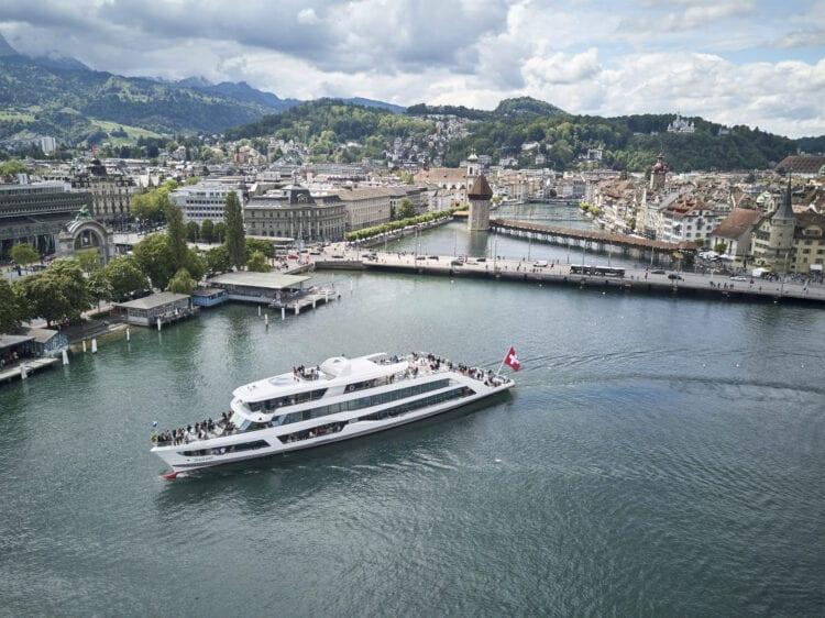 Zwitserland Luzern MS Diamant
