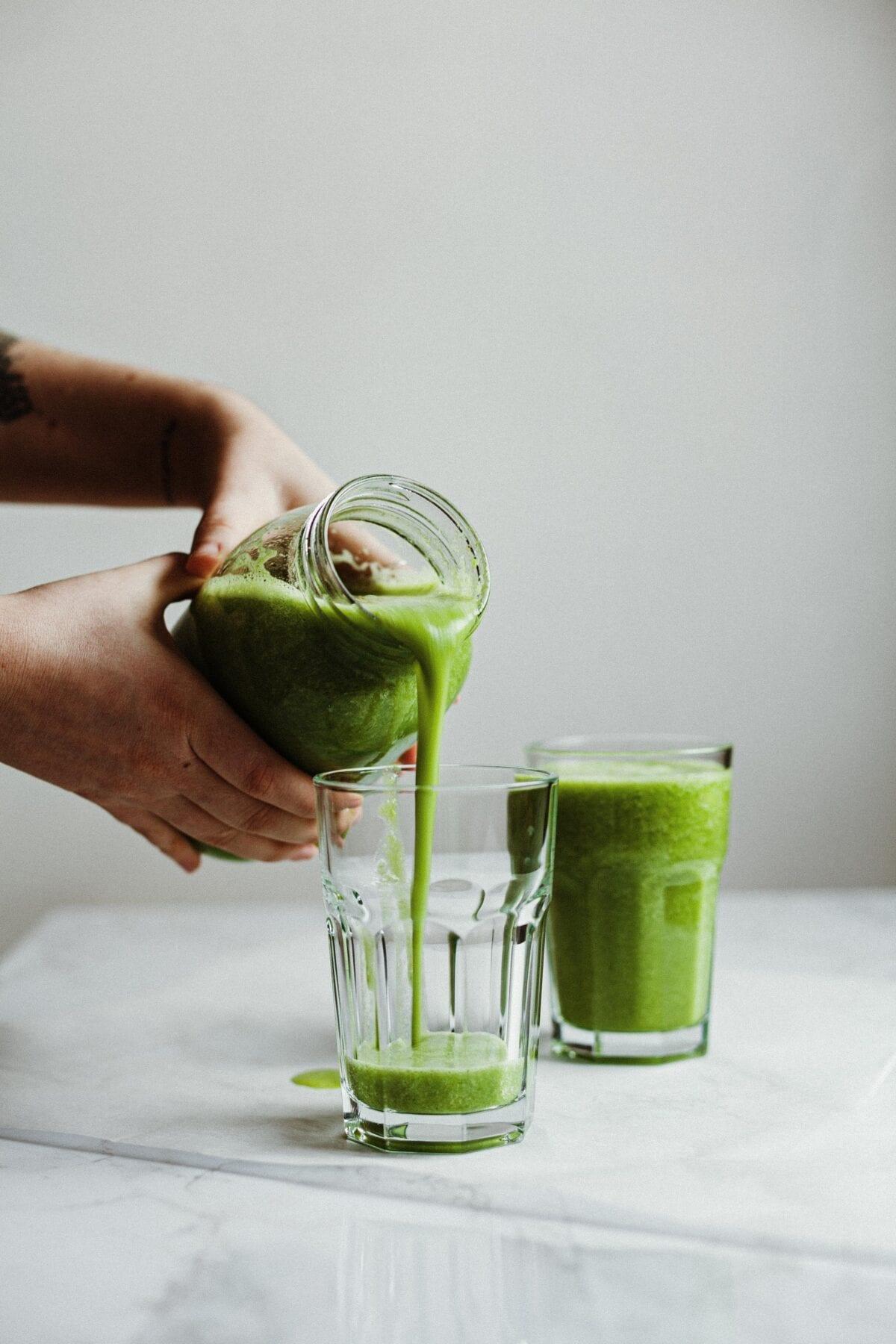 Immuunsysteem verbeteren met smoothie