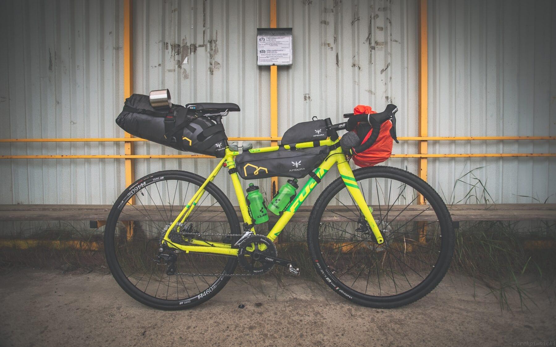 bikepacken uitrusting