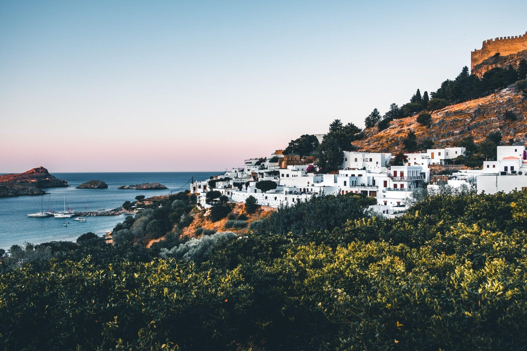 Griekenland open toerisme 14 mei