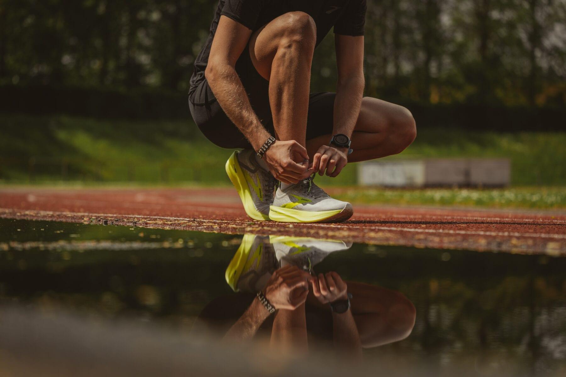 Hardlopen hardloopschoenen