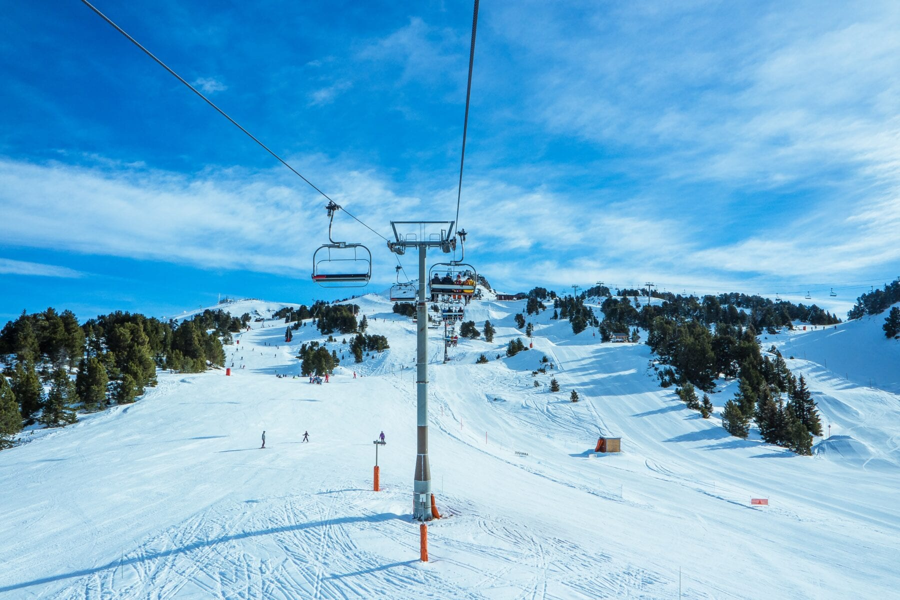 Winterberg geopend skilift