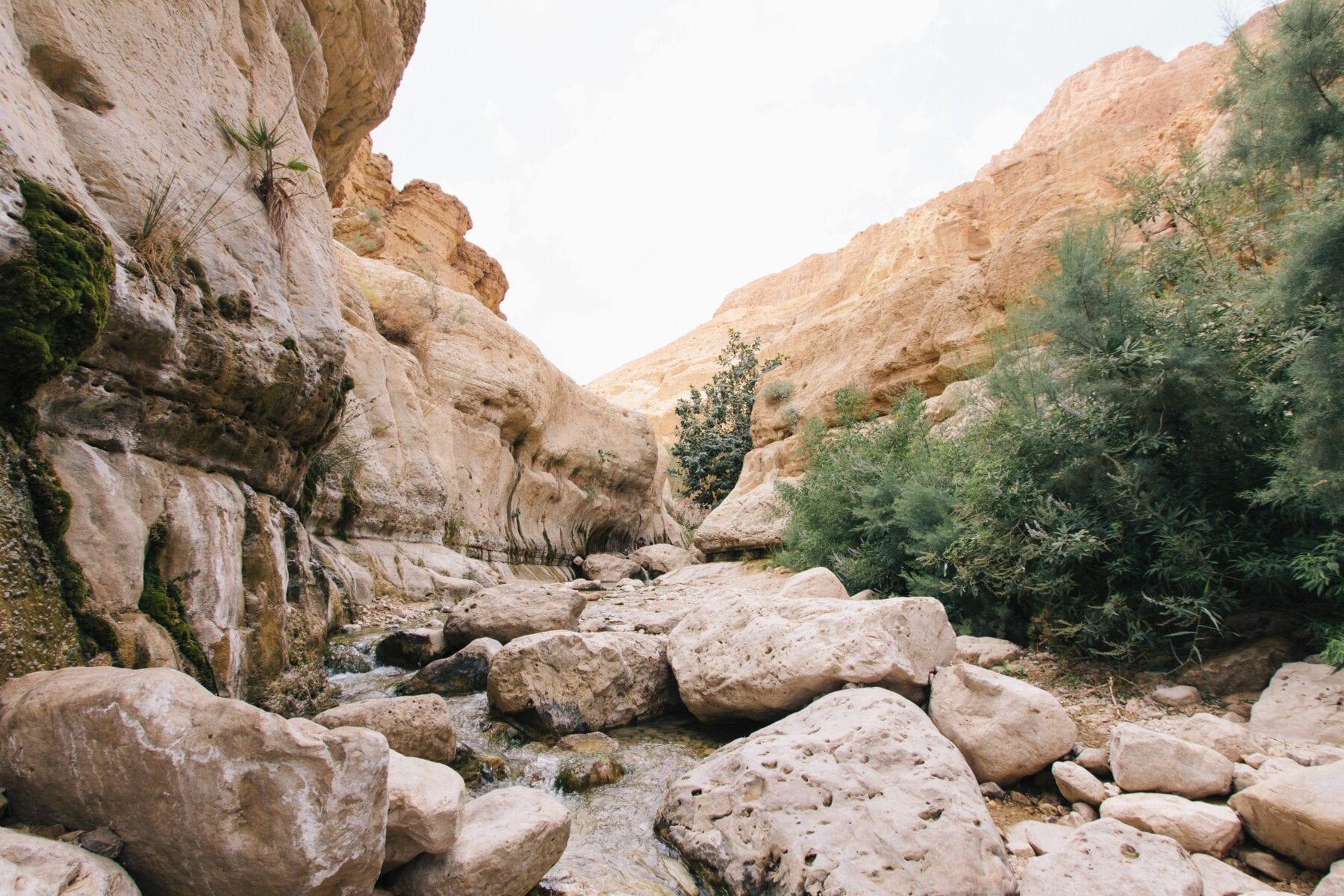 Israël bike trail omgeving