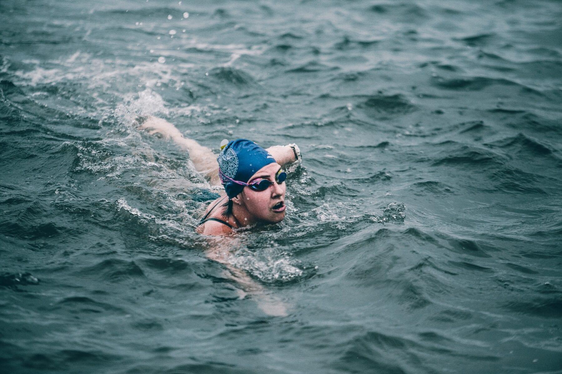 Open water zwemmen