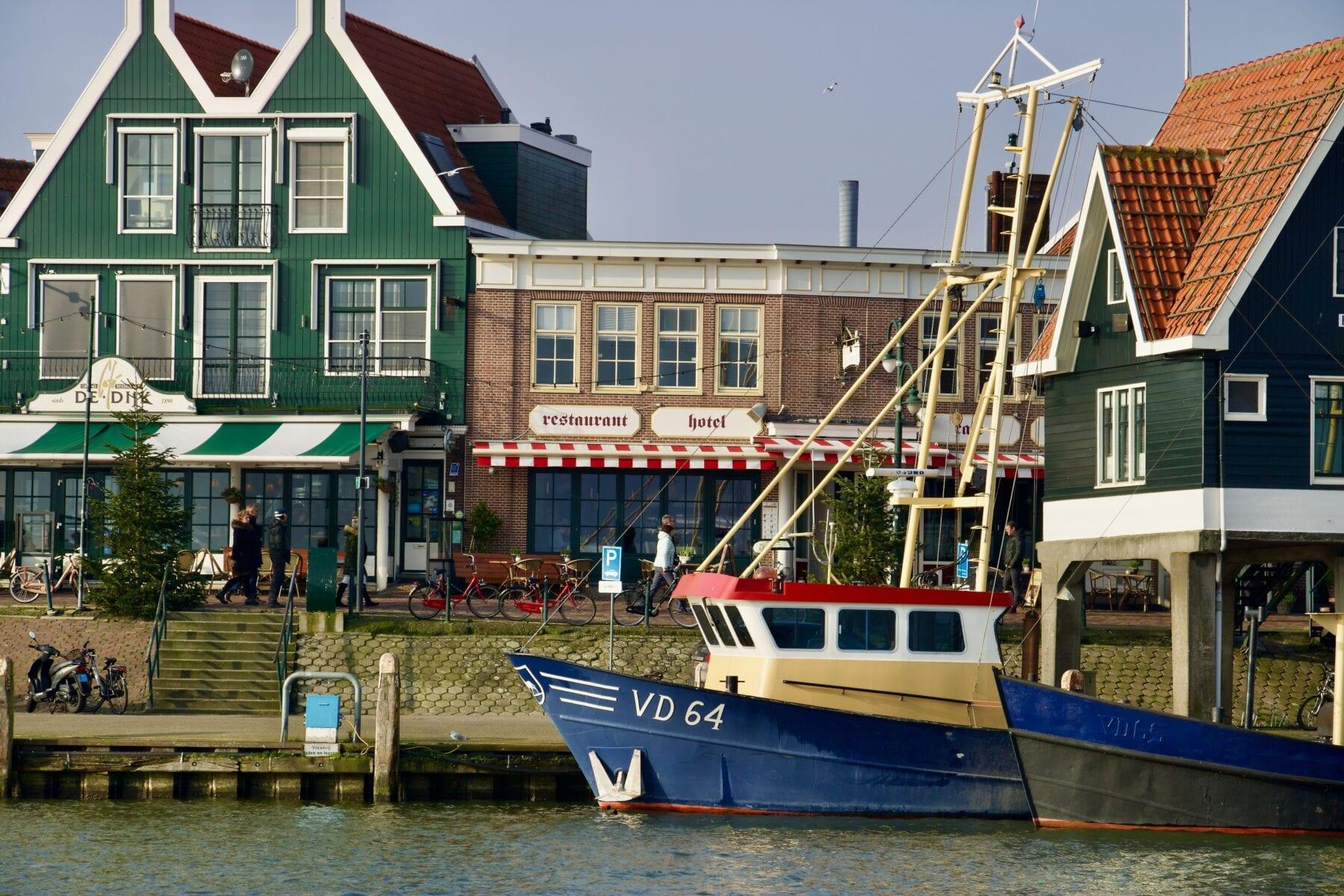 Roadtrip Nederland Volendam