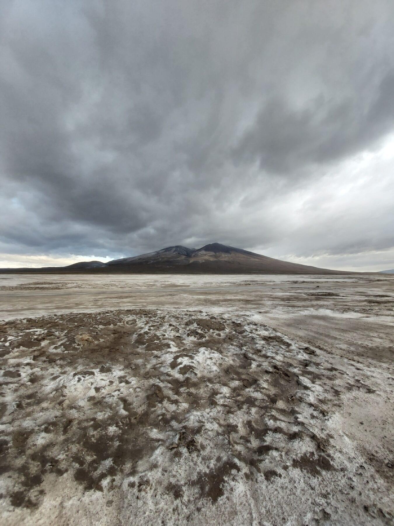 Maanlandschap Bolivia