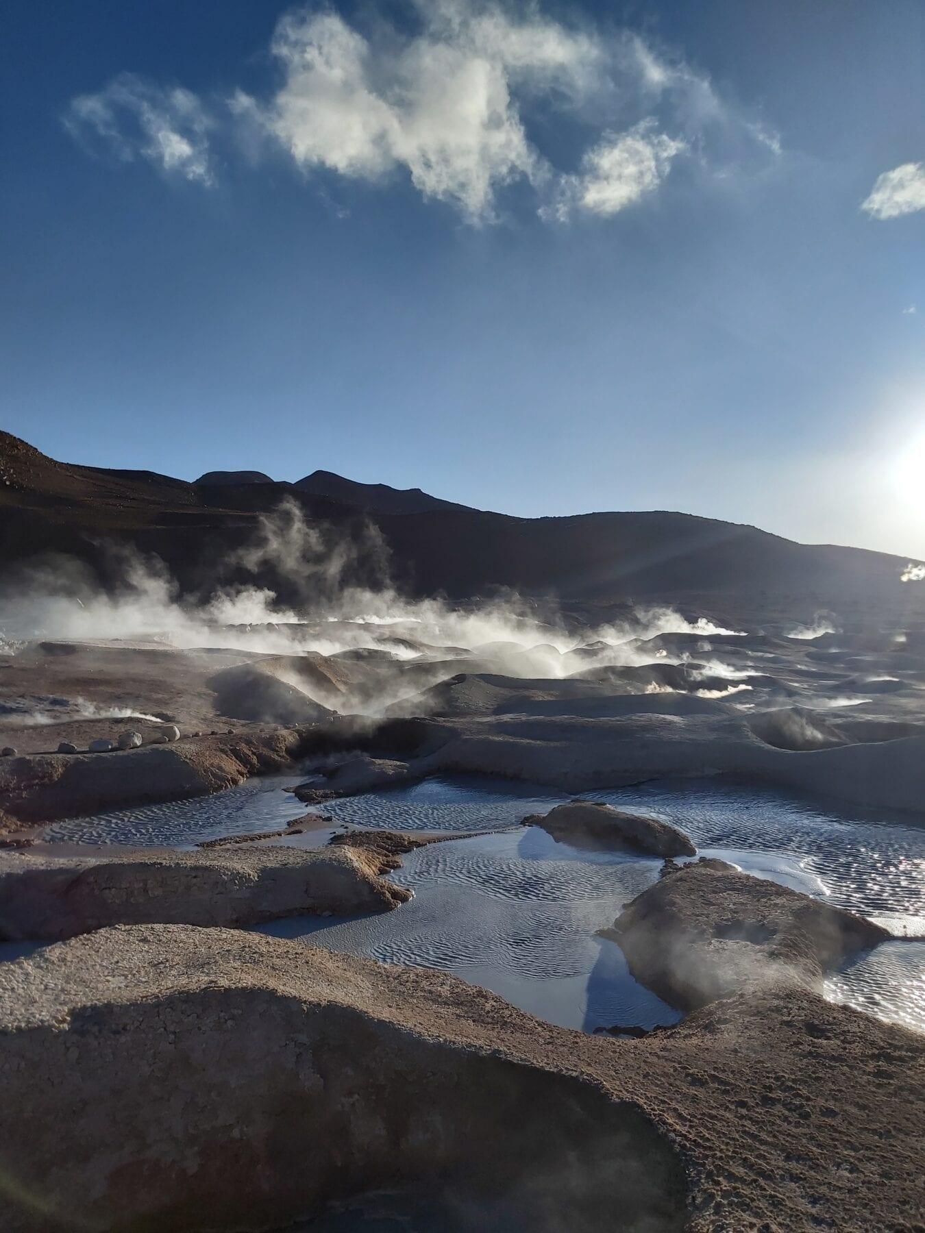 Krater van Bolivia